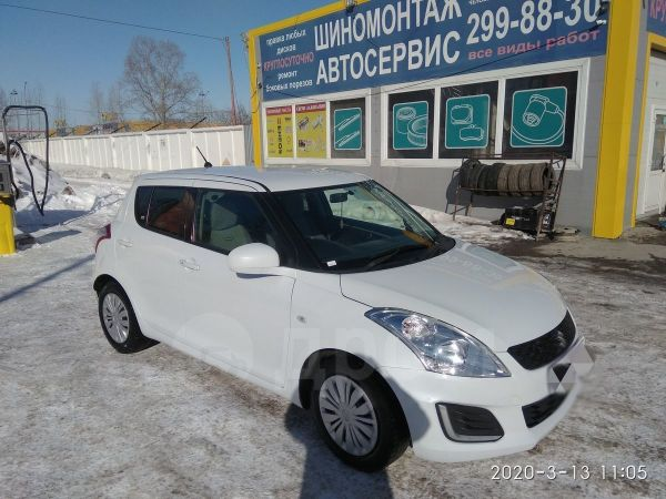 Suzuki Swift, 2013 год, 470 000 руб.