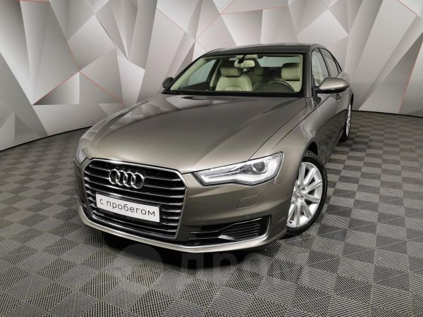 Audi A6, 2015 год, 1 282 550 руб.