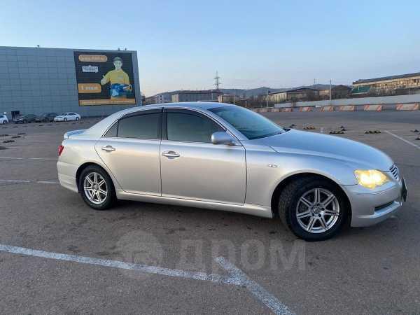 Toyota Mark X, 2005 год, 680 000 руб.