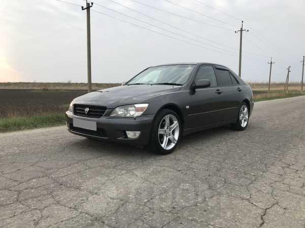 Toyota Altezza, 1999 год, 399 990 руб.
