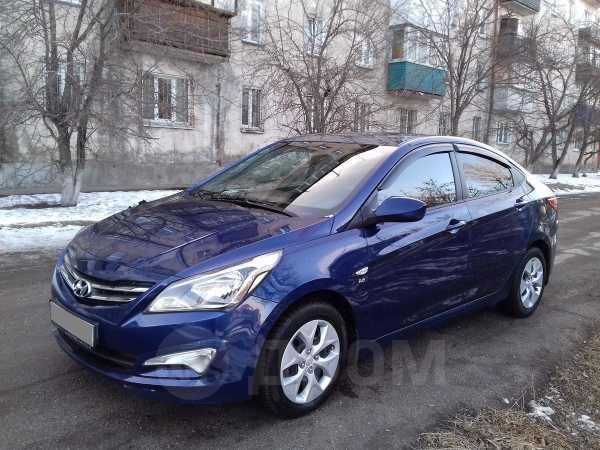 Hyundai Solaris, 2015 год, 498 000 руб.
