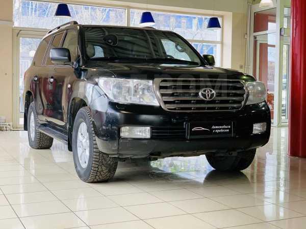 Toyota Land Cruiser, 2009 год, 1 799 900 руб.