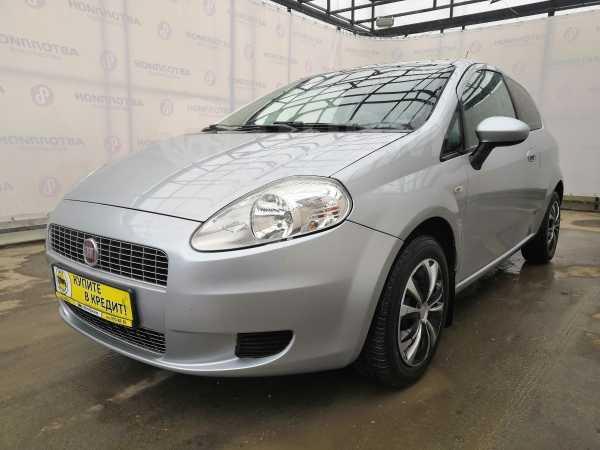 Fiat Punto, 2008 год, 227 000 руб.