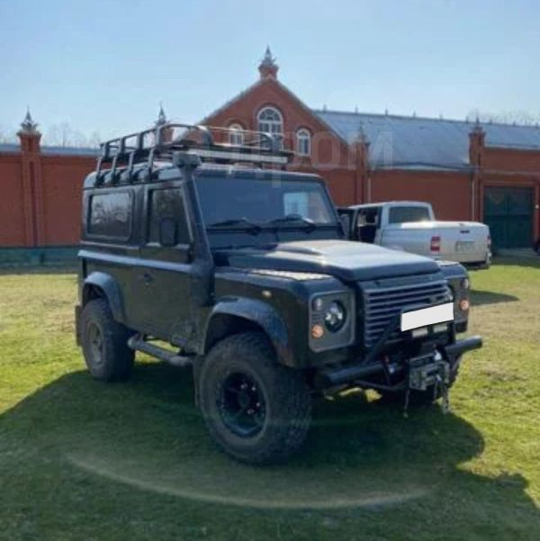 Land Rover Defender, 2011 год, 1 450 000 руб.