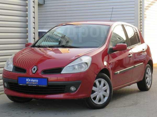 Renault Clio, 2008 год, 325 000 руб.