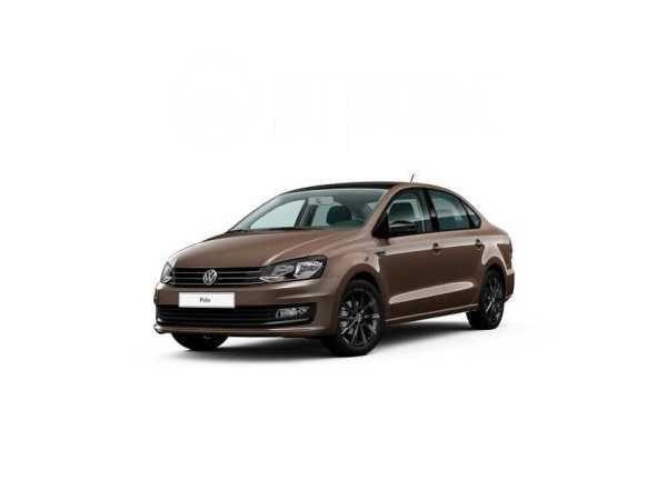 Volkswagen Polo, 2020 год, 984 900 руб.