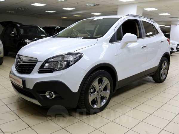 Opel Mokka, 2014 год, 655 000 руб.