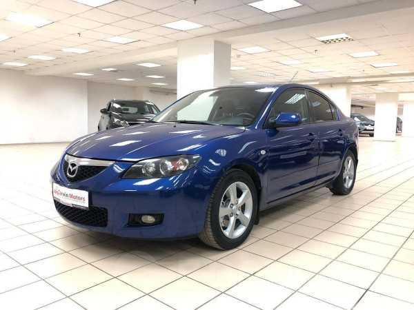 Mazda Mazda3, 2008 год, 386 000 руб.
