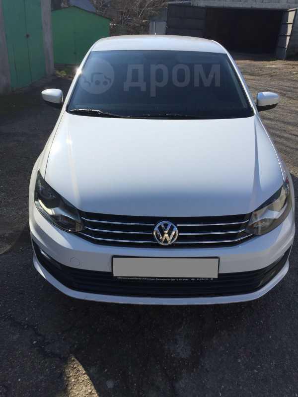 Volkswagen Polo, 2018 год, 630 000 руб.