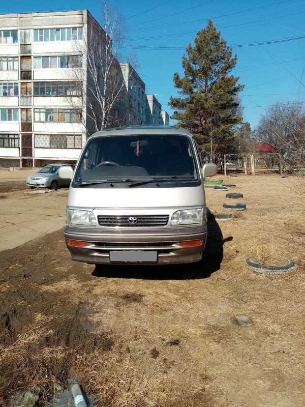 Toyota Hiace, 1991 год, 650 000 руб.