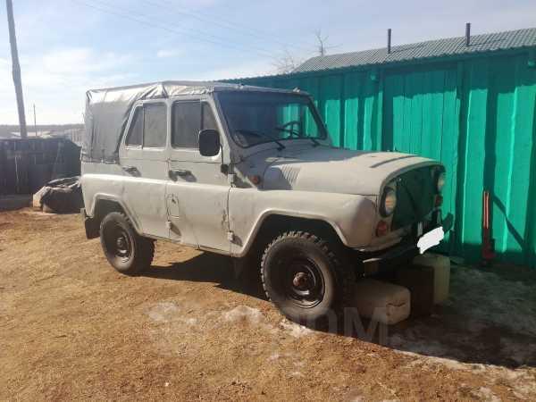 УАЗ 469, 2000 год, 185 000 руб.