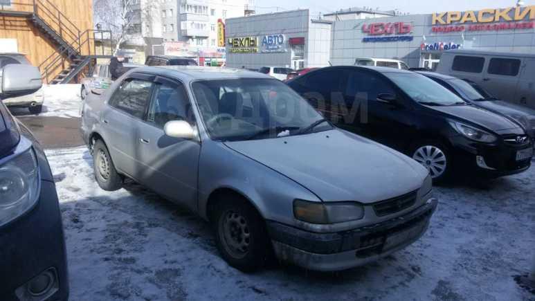 Toyota Corolla, 1995 год, 60 000 руб.