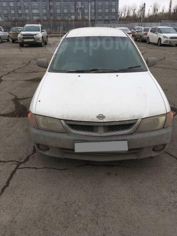 Nissan Wingroad, 1999 год, 200 000 руб.