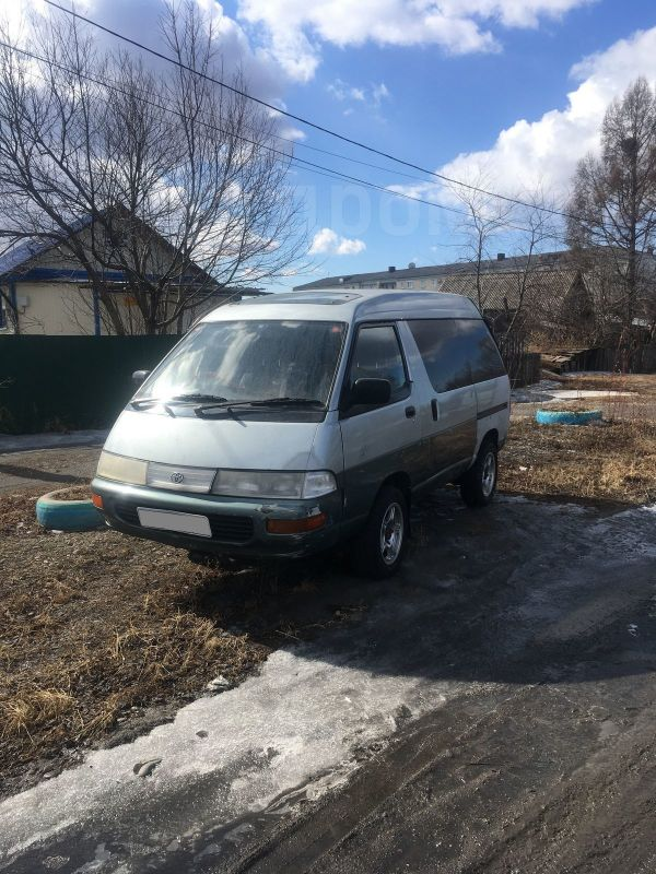 Toyota Town Ace, 1987 год, 165 000 руб.