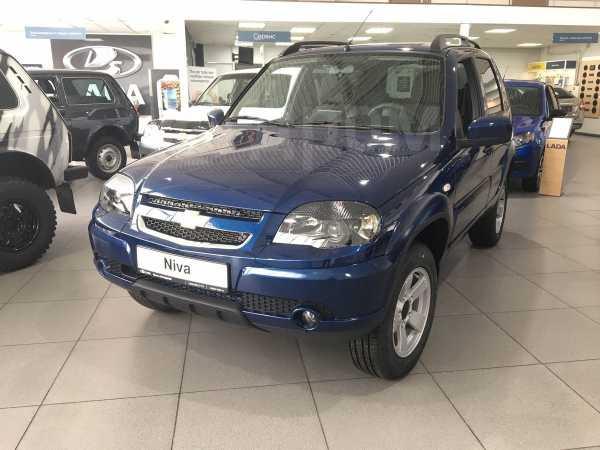 Chevrolet Niva, 2019 год, 839 000 руб.
