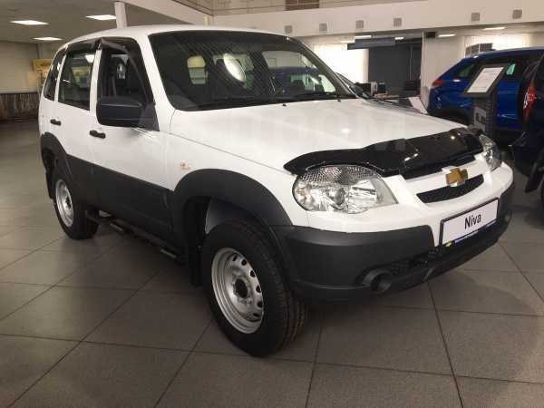 Chevrolet Niva, 2020 год, 706 000 руб.