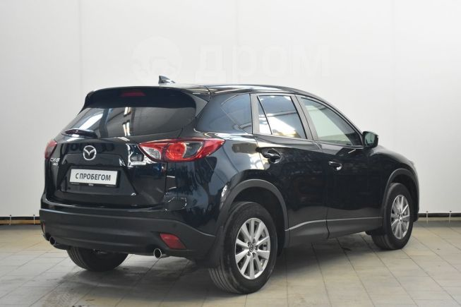 Mazda CX-5, 2015 год, 1 160 000 руб.