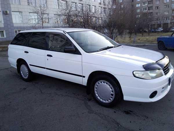 Nissan Expert, 2001 год, 219 000 руб.