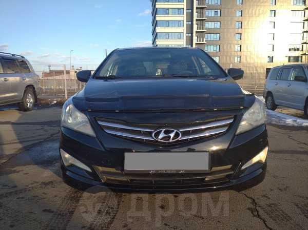 Hyundai Solaris, 2014 год, 569 000 руб.