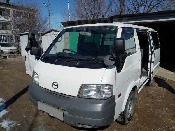 Mazda Bongo, 2010 год, 390 000 руб.