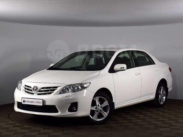 Toyota Corolla, 2012 год, 652 000 руб.