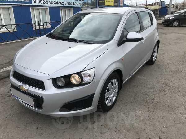Chevrolet Aveo, 2014 год, 489 000 руб.