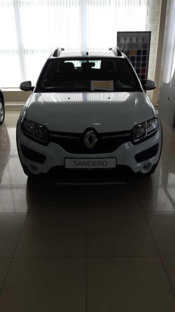 Renault Sandero Stepway, 2018 год, 650 000 руб.