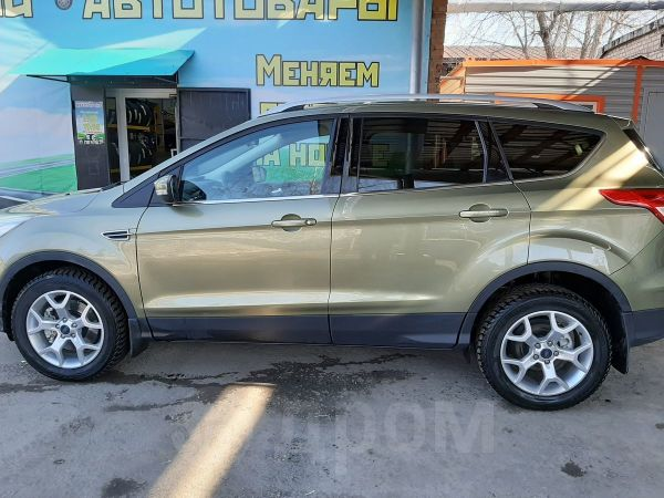Ford Kuga, 2013 год, 798 000 руб.