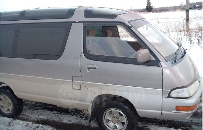 Toyota Master Ace Surf, 1991 год, 185 000 руб.