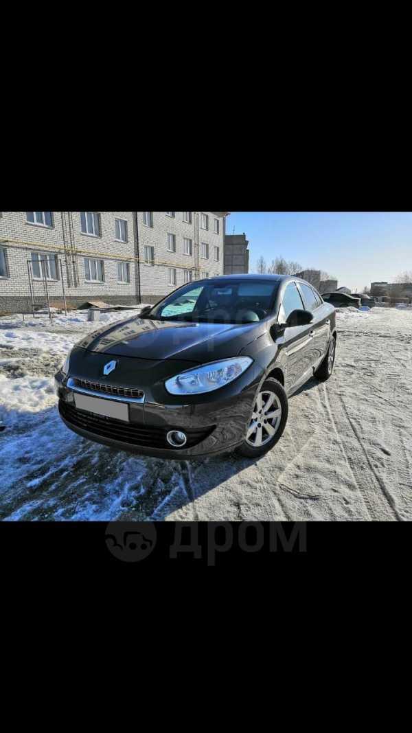 Renault Fluence, 2012 год, 325 000 руб.
