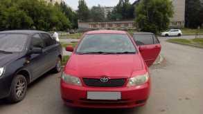 Екатеринбург Corolla Runx 2001