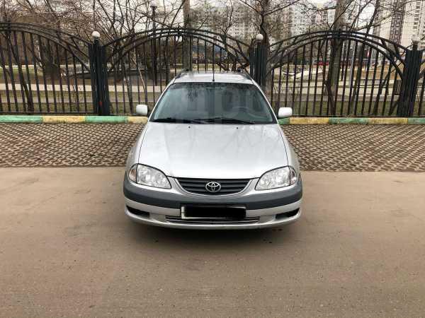 Toyota Avensis, 2001 год, 275 000 руб.