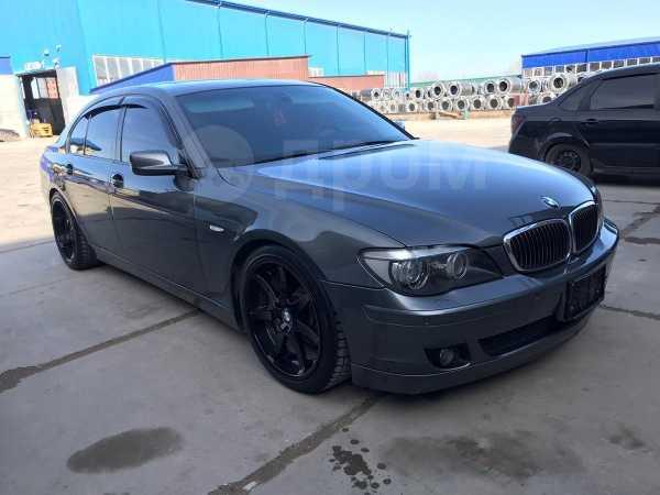 BMW 7-Series, 2007 год, 730 000 руб.