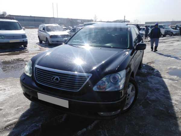 Lexus LS430, 2006 год, 750 000 руб.