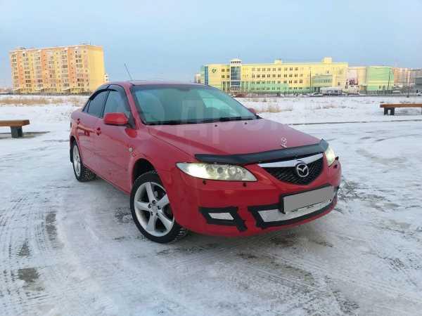 Mazda Mazda6, 2004 год, 365 000 руб.