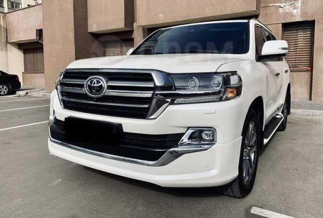 Toyota Land Cruiser, 2018 год, 4 220 000 руб.