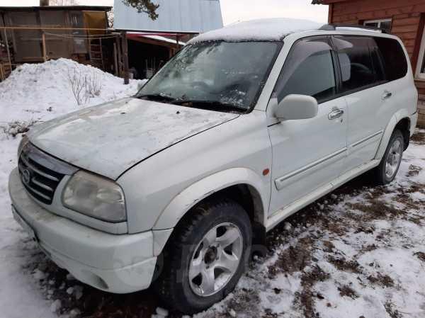 Suzuki Grand Escudo, 2001 год, 280 000 руб.