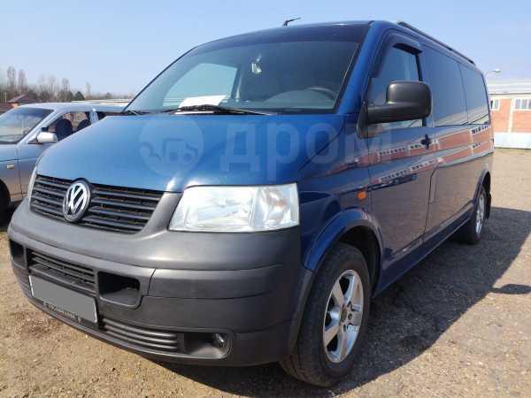 Volkswagen Transporter, 2007 год, 810 000 руб.