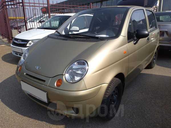 Daewoo Matiz, 2012 год, 190 000 руб.