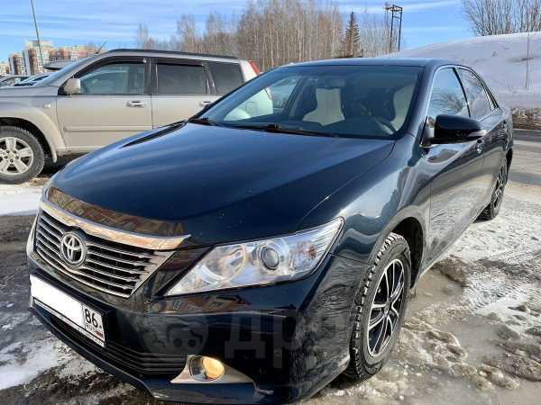Toyota Camry, 2014 год, 1 040 000 руб.
