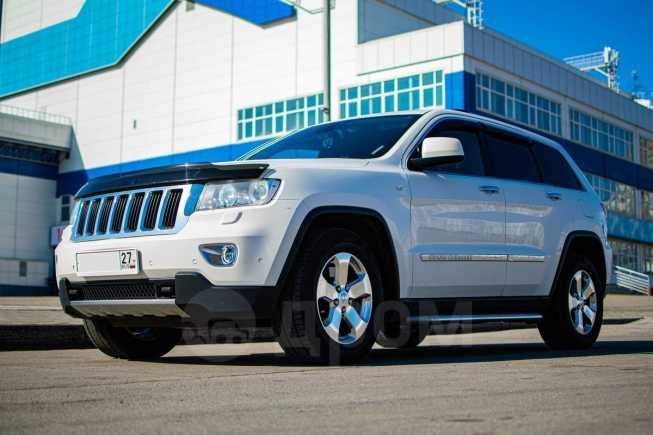 Jeep Grand Cherokee, 2010 год, 1 220 000 руб.