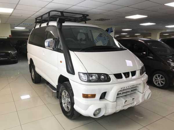 Mitsubishi Delica, 2002 год, 895 000 руб.