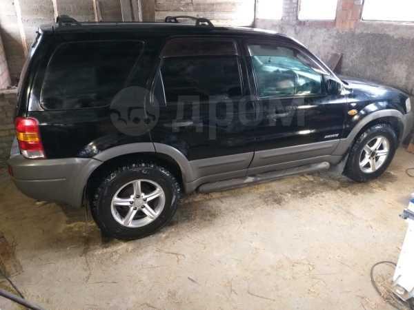 Ford Escape, 2002 год, 390 000 руб.