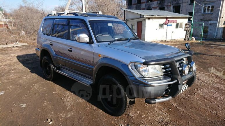 Toyota Land Cruiser Prado, 1997 год, 1 000 000 руб.