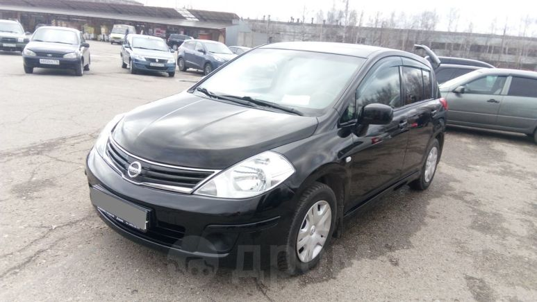 Nissan Tiida, 2013 год, 398 000 руб.