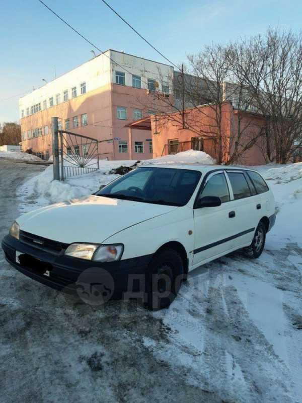 Toyota Caldina, 1997 год, 95 000 руб.