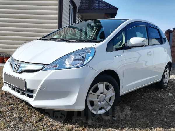 Honda Fit, 2013 год, 565 000 руб.