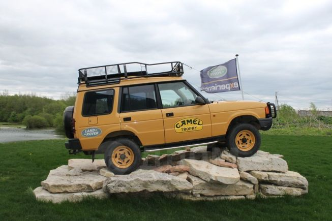 Land Rover Discovery, 1991 год, 195 000 руб.