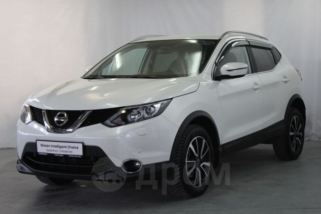 Nissan Qashqai, 2018 год, 1 260 000 руб.