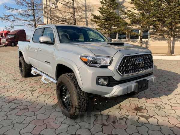 Toyota Tacoma, 2018 год, 3 650 000 руб.